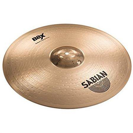 "SABIAN BX8 41808X 18"" Medium Crash"
