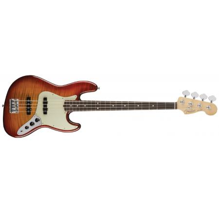 FENDER LTD AMERICAN PRO JAZZ BASS FMT ACB