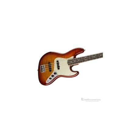Fender Bajo LTD American Pro Jazz Bass FMT ACB