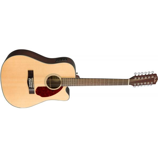 Fender Guitarra Electroacústica CD140SCE 12 NAT