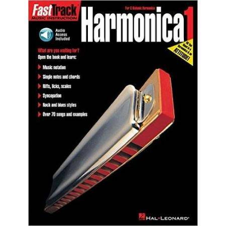 MÉTODO FAST TRACK ARMÓNICA + CD NEELY/DOWNING HALL
