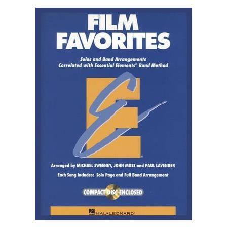 FILM FAVORITES FLAUTA SWEENEY/MOSS/LAVENDER
