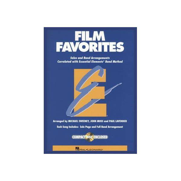 FILM FAVORITES FLAUTA SWEENEY/MOSS/LAVENDER