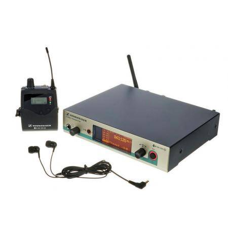 Sennheiser EW300 iem-g3 Sistema In Ear Rango A