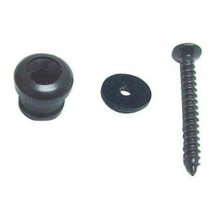 ENGANCHE GUITARRA NEGRO DR PARTS SP1BK