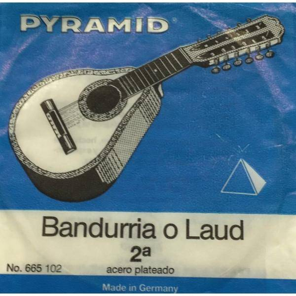 CUERDA 2ª BANDURRIA/LAUD PYRAMID