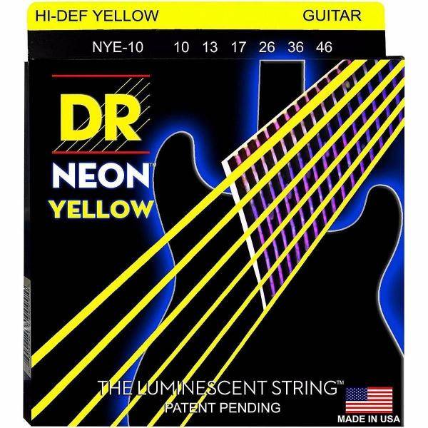 Juego DR Eléctrica NEON Yellow 10-46