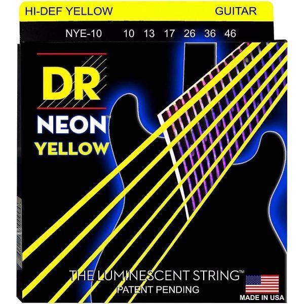 Juego DR Eléctrica NEON Yellow 10-46