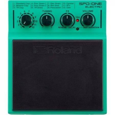 Roland SPD ONE Electro Pad Percussion SPD1E