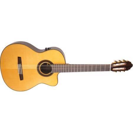 Valencia CG52CE Guitarra Electrocásica