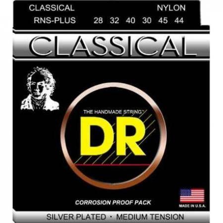DR Cuerdas Guitarra Clásica RNS PLUS