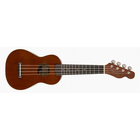 FENDER VENICE NATURAL UKELELE
