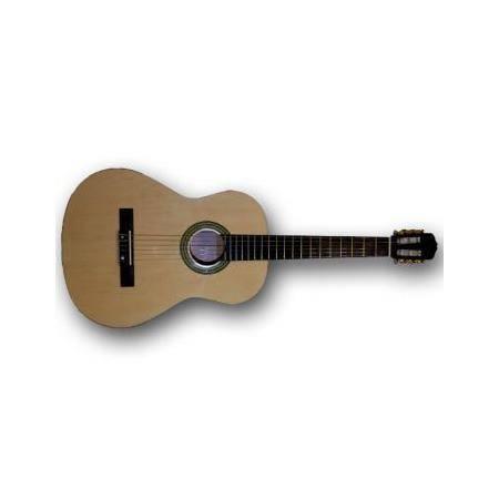 Memphis Guitarra clásica CG861 3/4 Nat