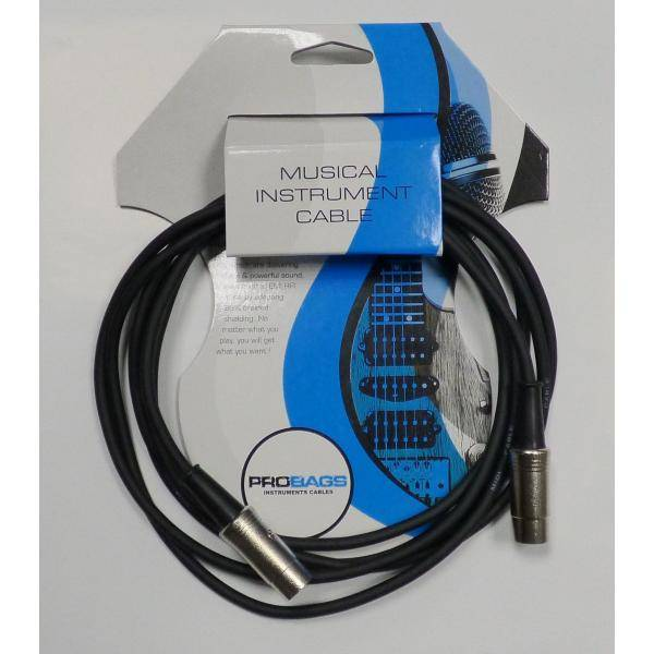 PROBAG CABLE MIDI MD1026FT 1.8M