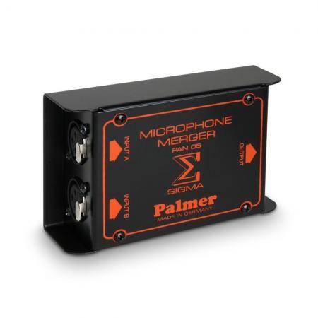 PALMER PAN05 CAJA DE INYECCIÓN