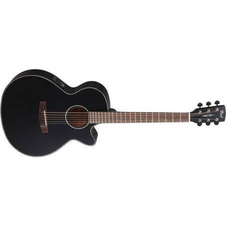 Cort Guitarra Electroacústica SFX-ME BKS