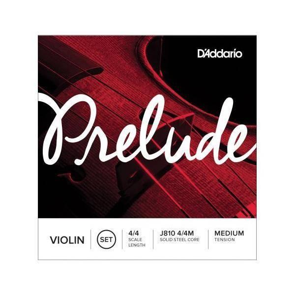 D'addario Cuerdas Violin Prelude J810 4/4 Med