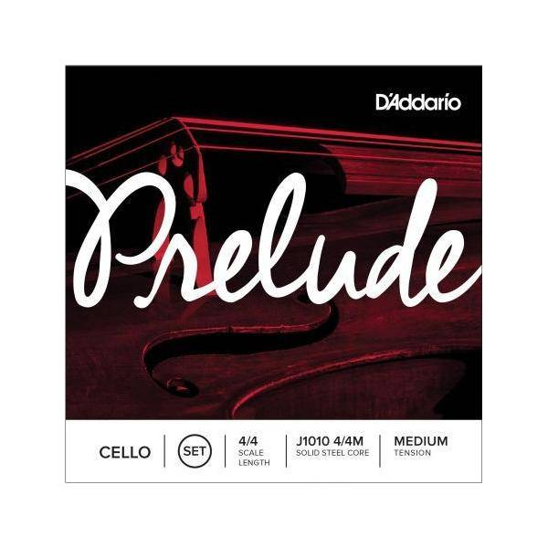 D'addario Cuerdas Cello Prelude J1010 4/4 Med
