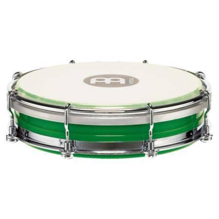 Meinl Tamborim Batucada 6' Plástico ABS Verde