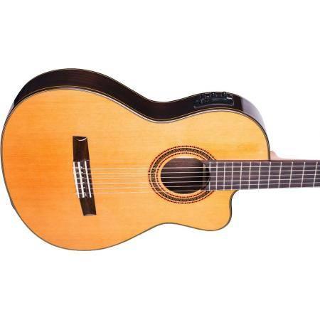 Valencia CCG1 Guitarra Electroclásica con estuche