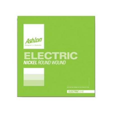Juego Cuerda Elec Custom Light 09 46 Ashton