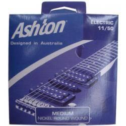 Juego Cuerdas Ashton Electrica 11 50 Ashton