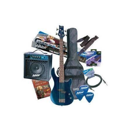 Pack Bajo Electrico Azul