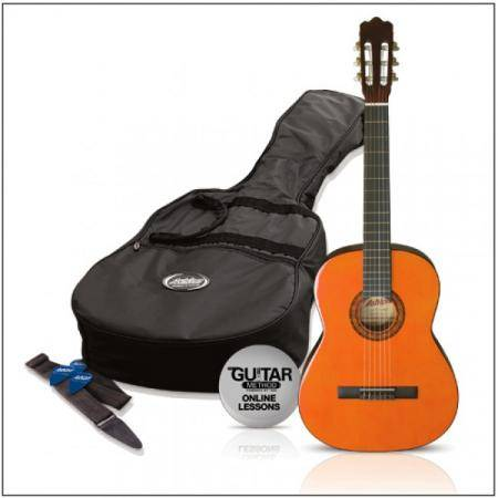Pack Guitarra Clasica 1 4 Spcg14Am Ashton