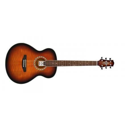 Ashton Guitarra Acústica Apx Tobaco SB SL29TSB