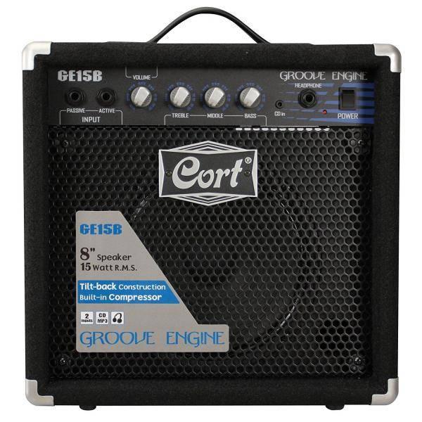 Cort Amplificador Bajo Eléctrico GE15B 15W