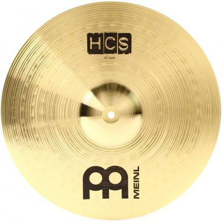 "MEINL CRASH 16"" SERIE HCS"