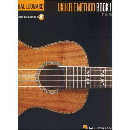 METODO DE UKELELE VOL 1 + CD HAL LEONARD
