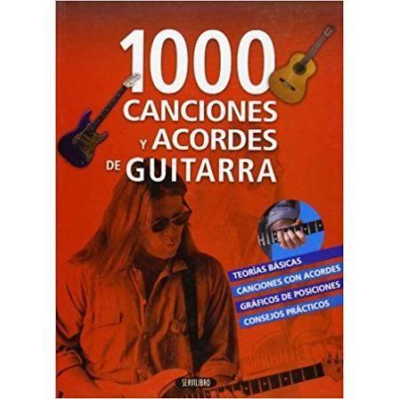 OLANO J. - 1000 CANCIONES Y ACORDES DE GUITARRA -