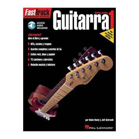 NEELY BLAKE - FAST TRACK  GUITARRA 1 + CD -