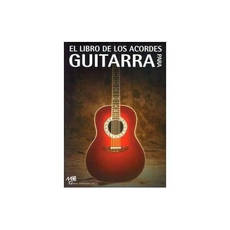 ALBUM - EL LIBRO DE LOS ACORDES PARA GUITARRA -