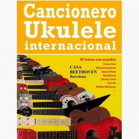 CANCIONERO UKELELE 83 LETRAS CON ACORDES
