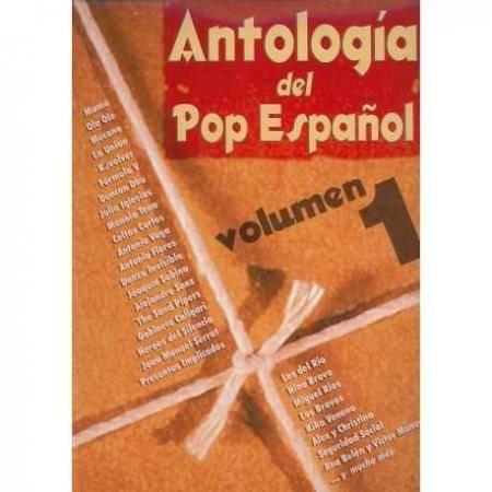 ALBUM - ANTOLOGIA DEL POP ESPAÑOL V.1 (NUEVO) -