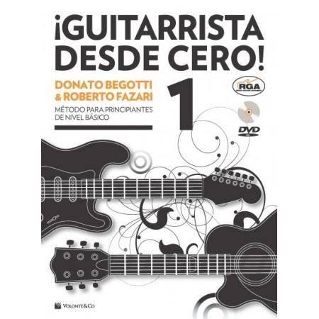 BEGOTTI D. /FAZARI R. - GUITARRISTA DESDE CERO +DV