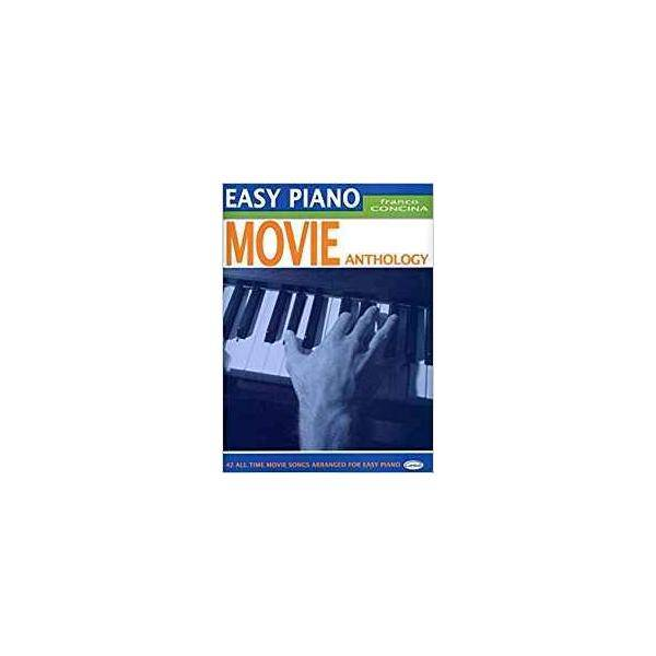 CONCINA - EASY PIANO MOVIE ANTHOLOGY