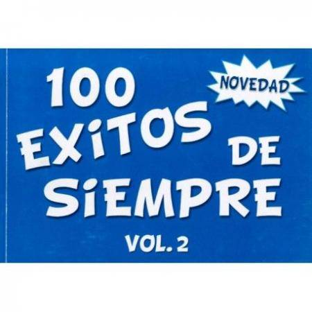 100 EXITOS DE SIEMPRE VOL 2 PIANO VARIOS