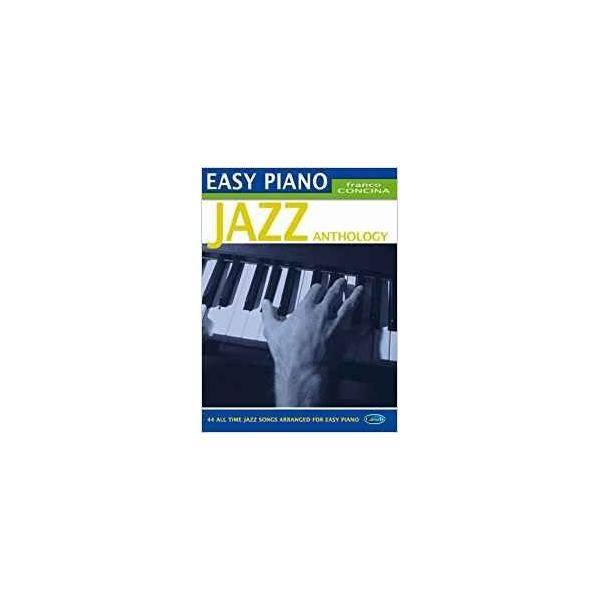 CONCINA. - EASY PIANO JAZZ ANTHOLOGY