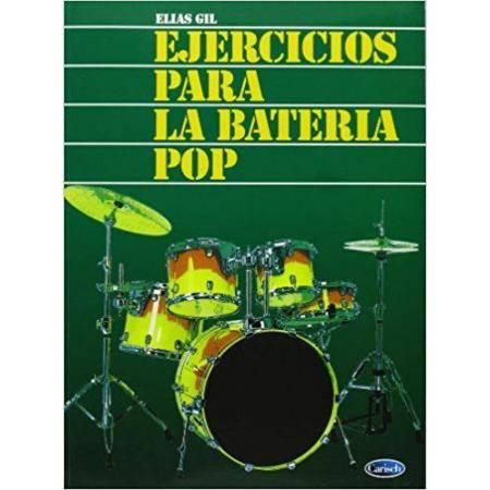 EJERCICIOS PARA BATERÍA POP