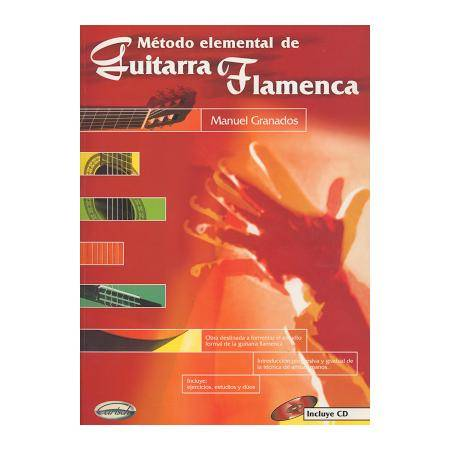 GRANADOS M. - METODO ELEMENTAL (+CD) -