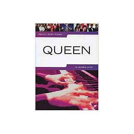 QUEEN - REALLY EASY PIANO (16 HITS)