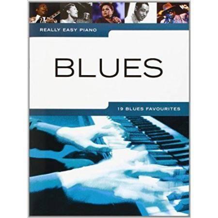 ALBUM - BLUES (REALLY EASY PIANO)