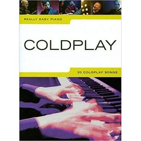 COLDPLAY - REALLY EASY PIANO