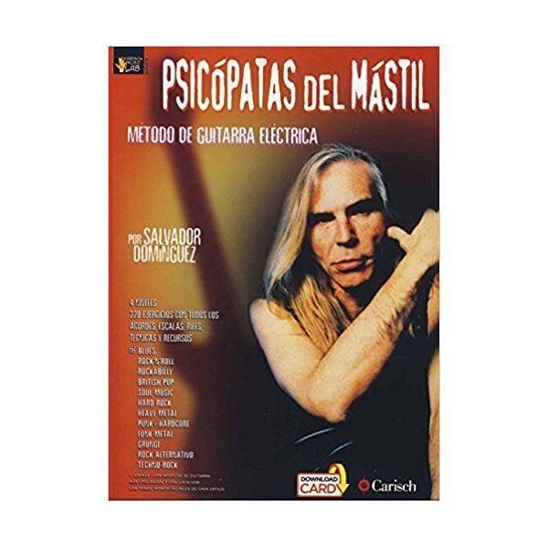 DOMINGUEZ S. - PSICOPATAS DEL MASTIL (TAB) + (TARJ