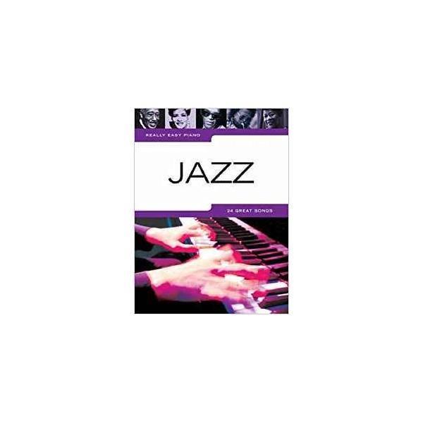 ALBUM - REALLY EASY PIANO JAZZ