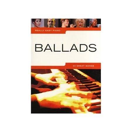 ALBUM - REALLY EASY PIANO BALADAS