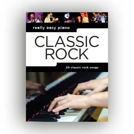 ALBUM - REALLY EASY PIANO CLASSIC ROCK